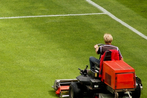 D&L Industrial Services is the Premier Provider of Athletic Field Maintenance in Kalamazoo