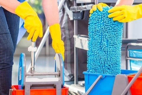 Dependable Commercial Cleaning Services from a Professional Janitorial Company