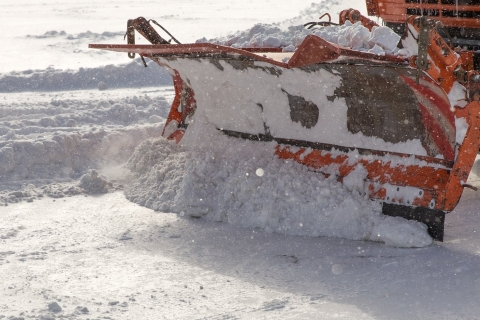 Have a Hassle-Free Winter with Snow Plow Services from D&L Industrial Services, Inc.