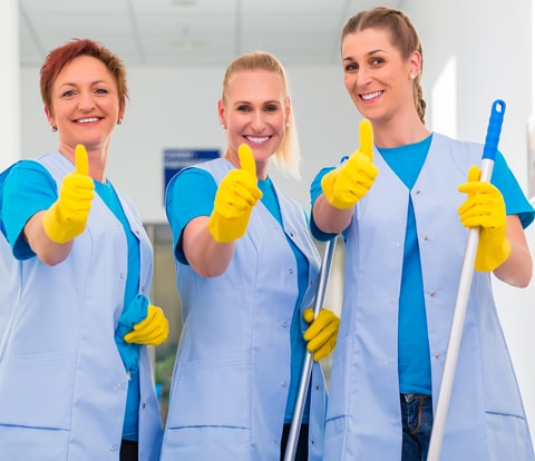 Make a good first impression with reliable office cleaning services